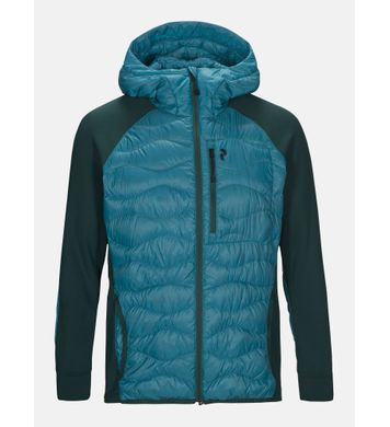 Helium Hybrid Hooded Jacket DeepA