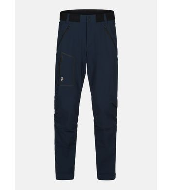 Light Softshell Pants BlueS