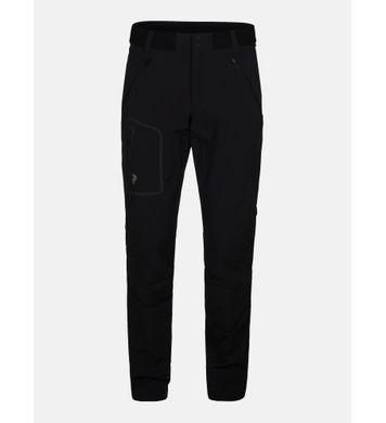 Light Softshell Pants Black