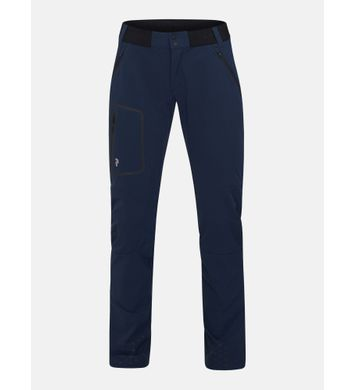 Light Softshell Pants kvenna BlueS