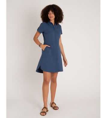 Sajilo Dress Neelo Blue