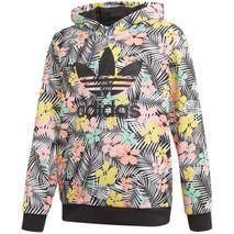 Adidas - hettupeysa blóma