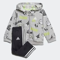 Adidas - FRENCH TERRY GRAPHIC TRACK SUIT