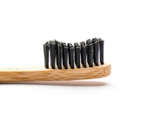 Humble Brush stór soft svartur