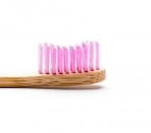 Humble Brush stór soft bleikur