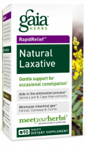 Natural Laxative 90 tabs