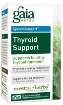 Thyroid Support LP Caps 60