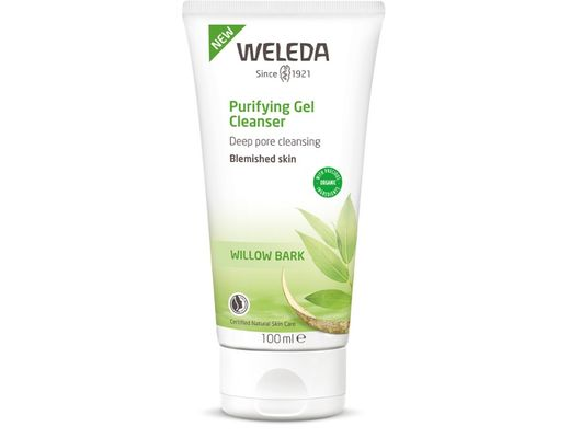 Weleda purifying hreinsigel 100 ml.
