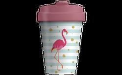 Chic Mic bambusbolli #Flamingo