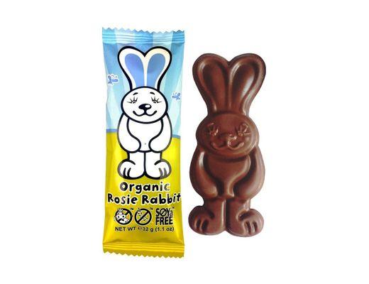 Moo Free Rosie Rabbit súkkulaði 32 gr.