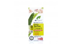 Dr. Organic Tea Tree Antiseptic Cream 50 ml.