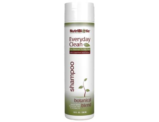 Nutribiotic sjampó every day clean fyrir normal til feitt hár 296 ml.