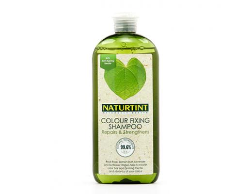 Naturtint Colour Fixing sjampó 400 ml.