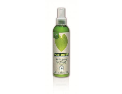 Naturtint Anti-Ageing CC krem fyrir litað hár 200 ml.