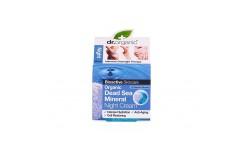 Dr. Organic Dead Sea Mineral næturkrem 50 ml.
