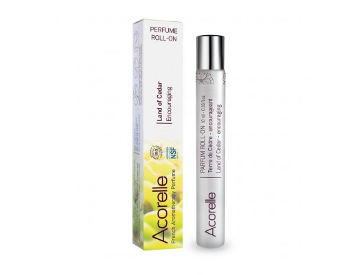 Acorelle ROLL-ON LAND OF CEDAR Encouraging 10 ml.