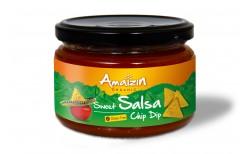 Amaizin Salsa sweet lífrænt 260 gr.