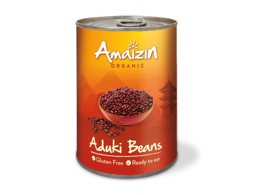 Amaizin Aduki beans lífrænt 400 gr.