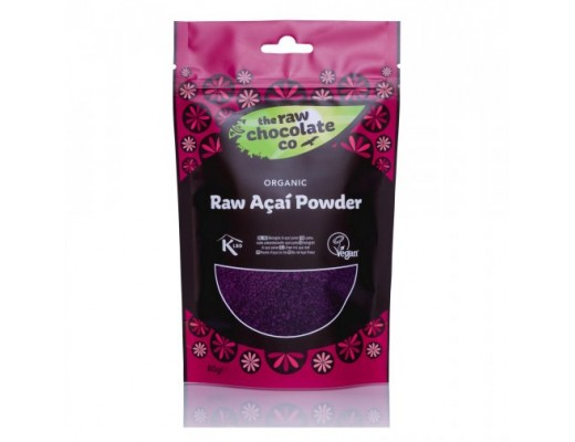 Raw Chocolate Company  Organic Acai Powder 80 gr.