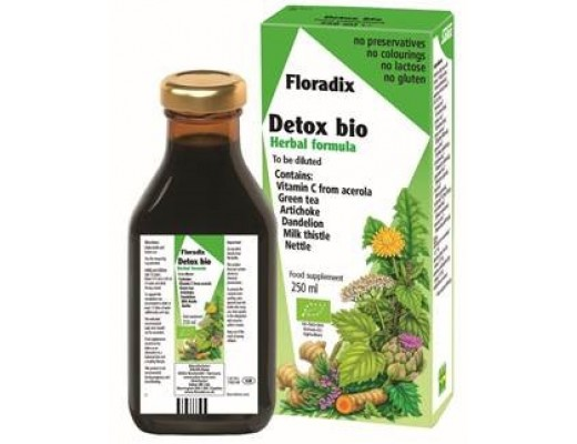 Salus Detox bio jurtablanda 250 ml.
