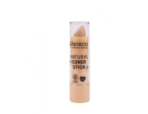 Benecos Natural Cover stick 4,5 gr. #beige