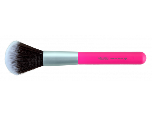 Benecos Powder brush 18,5 cm. #color edition