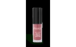 Benecos Natural Matte liquid lipstick #rosewood