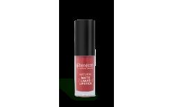 Benecos Natural Matte liquid lipstick #trust in rust