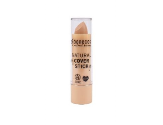 Benecos Natural Cover stick 4,5 gr. #vanilla