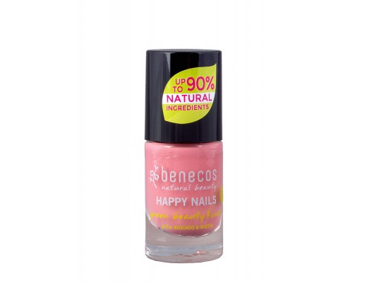Benecos Nail Polish 5 ml. #bubble gum