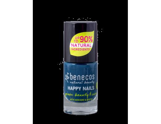 Benecos Nail Polish 5 ml. #nordic blue