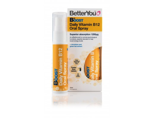Better You B12 munnúði 25 ml.