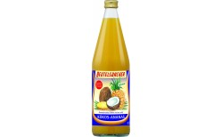 Beutelsbacher Kókos-Ananassafi 750 ml.