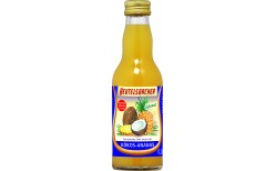 Beutelsbacher kókos- ananassafi 200 ml.
