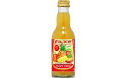 Beutelsbacher ananas- og mangósafi 200 ml.