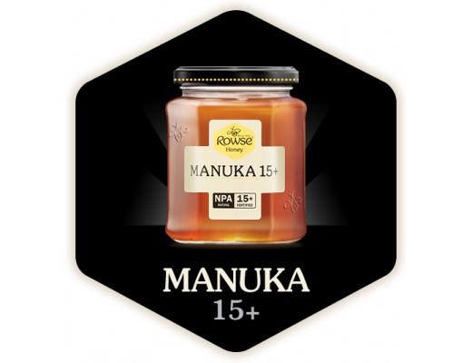 Rowse Manuka Active 15+  225g
