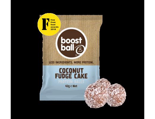 Boost Ball Coconut Fudge Cake 42 gr.