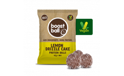 Boost Ball Lemon Drizzle Cake 42 gr.