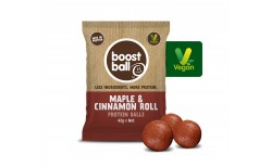 Boost Ball Maple and Cinnamon Roll 42 gr.