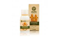 Ekolife Liposomal C vítamín 100 ml.