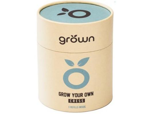 Grow Cup - þrjú bréf af fræjum fylgja!