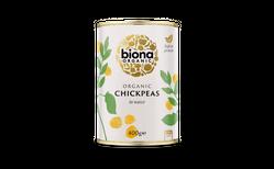 Biona Organic Kjúklingabaunir 400 gr.