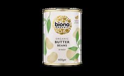 Biona Organic Butter Beans 400 gr.