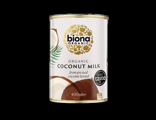 Biona Organic kókosmjólk 400 ml.