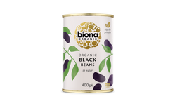 Biona Organic svartar baunir 400 gr.