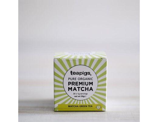 Teapigs Organic Matcha Tea 30 gr.
