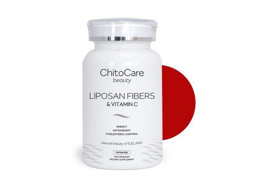 ChitoCare Liposan+C 375mg 160 hylki