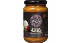 Biona Organic Tikka Masala Shimmer Sauce 350 gr.