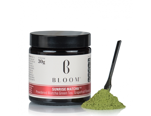 Bloom Sunrise Matcha te 30 gr.