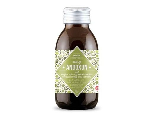 Organic Human skot af ANDOXUN 100 ml.